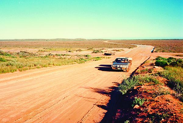 Travelling around AustraliaCVW 540 Allsop Trip25