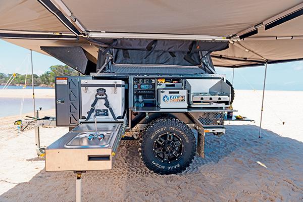 2017 CTOTY: Patriot Campers X1 Grand Tourer