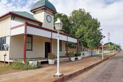 DESTINATION: GEORGETOWN TO CROYDON, QLD