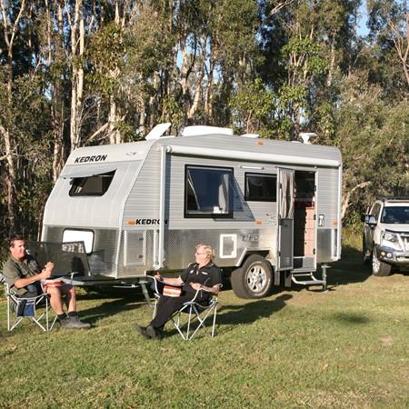 Kedron CX3 Caravan