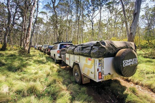Who will win the coveted title of Offroad Camper Of The Year 2013?