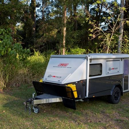 The new AOR Quantum Series IV super camper