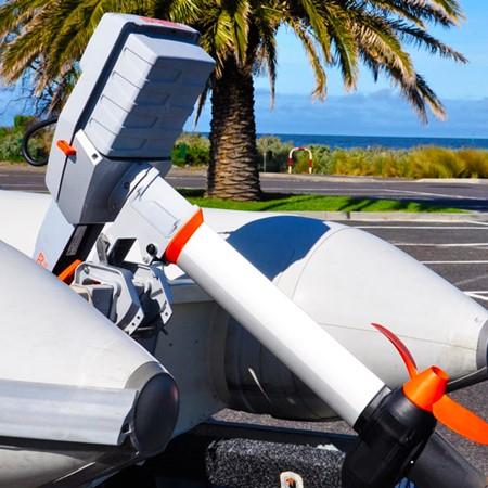 Torqeedo Travel 1003 electric outboard motor