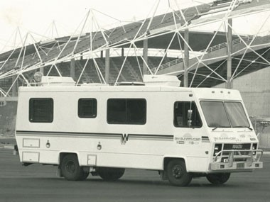 A history of Aussie motorhomes