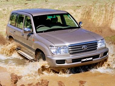 Buying Used: Toyota LandCruiser 100 Series