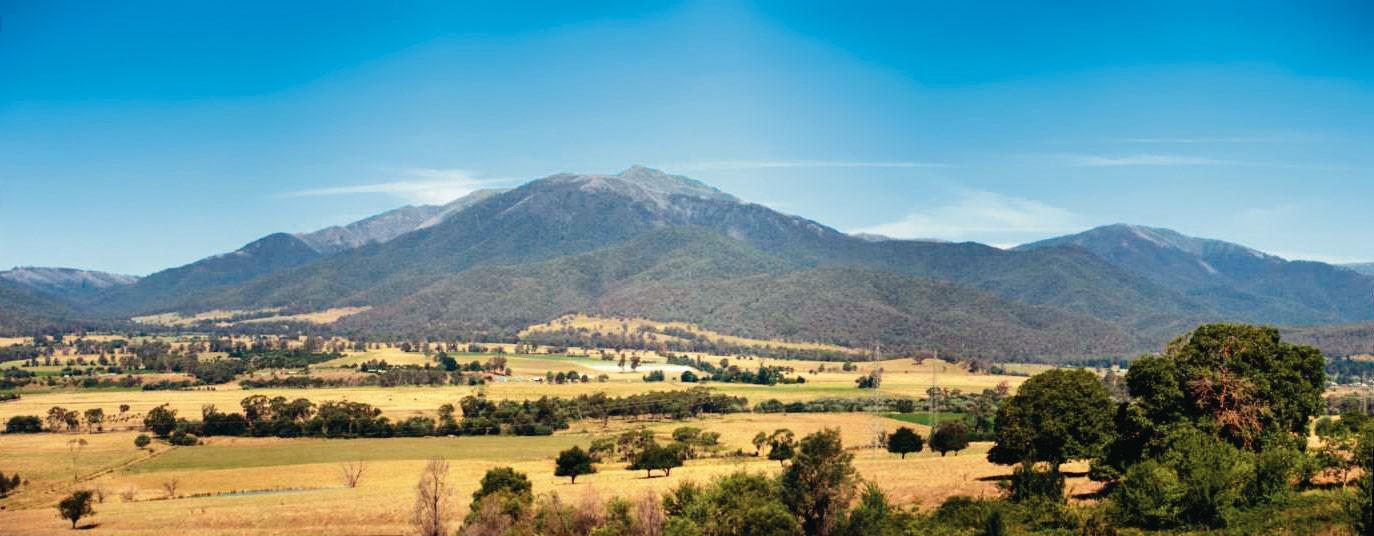 Mount Bogong Lookout, Vic.
