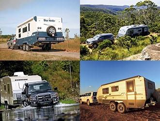 Best offroad caravans