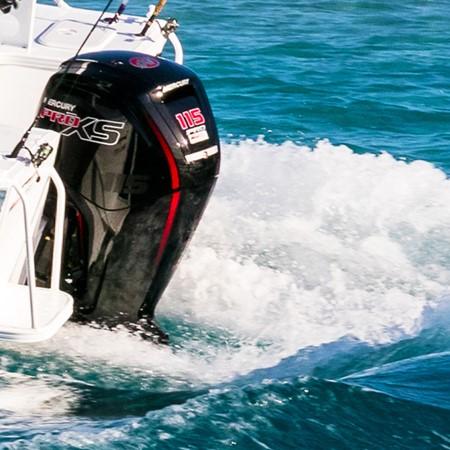 Mercury 115 ProXS outboard motor