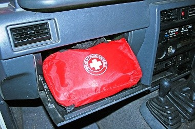 BLOG: FIRST AID FOR CARAVANNERS
