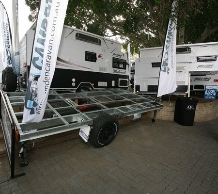 The Sydney Supershow is the largest RV event in New South Wales.