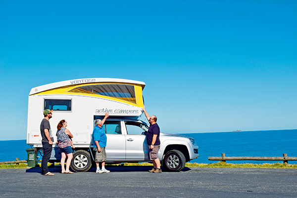 Active CampersActive Campers draws a crowd every where it goes even on photo shoots 3