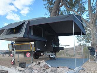 Modcon camper trailer