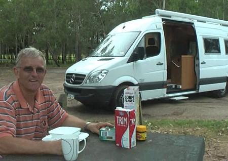 Billabong Sprinter motorhome conversion RV