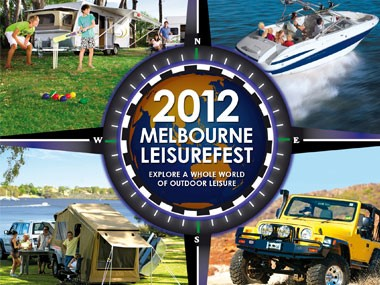 WIN tickets to Melbourne Leisurefest!