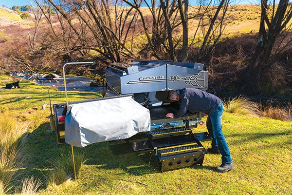 Tips for packing your camper trailer