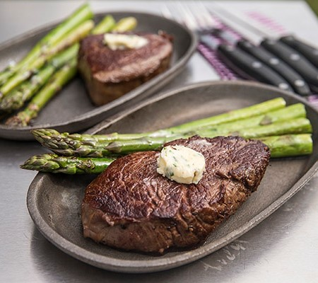 Easy recipes for caravanners The ultimate steak