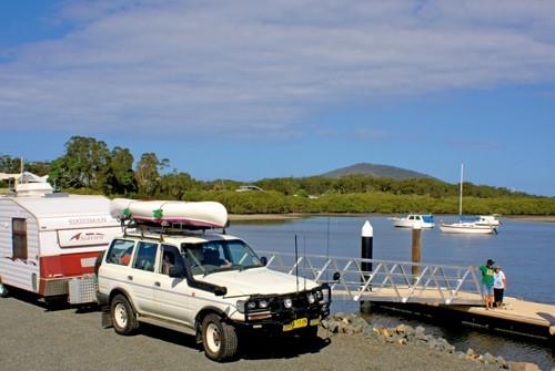 RV Travel: Port of plenty