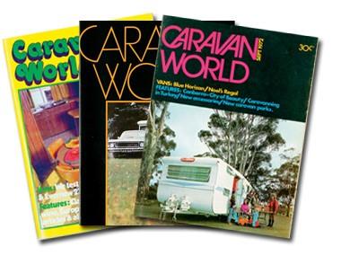 Caravan World covers gallery
