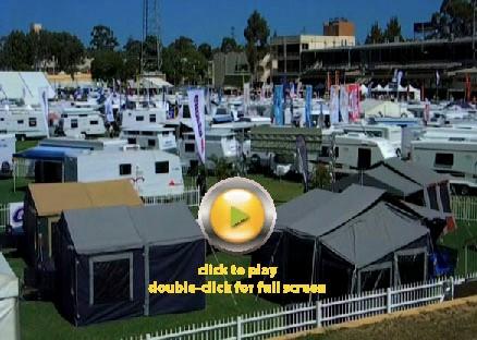 Overview: 2009 Perth Caravan & Camping Show