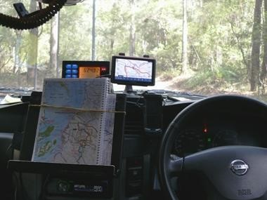 Feature: Updating your GPS mapping