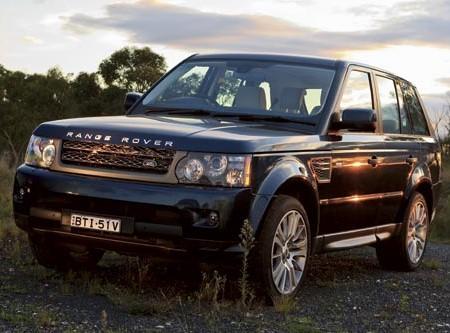 Refined Rocket: Range Rover Sport