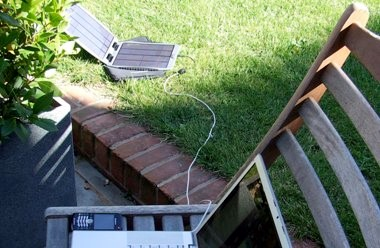 Solargorilla and powergorilla