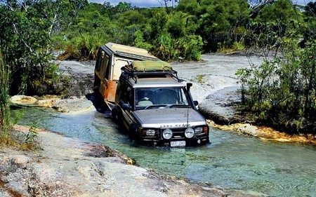 The Cape York four-wheel drive mission was two years in the making - but worth every second.