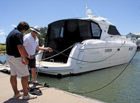 BROKER'S CORNER - Boating beginners underway