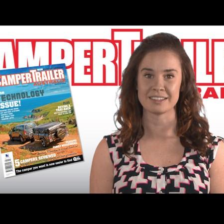 CAMPER TRAILER AUSTRALIA MAGAZINE #69