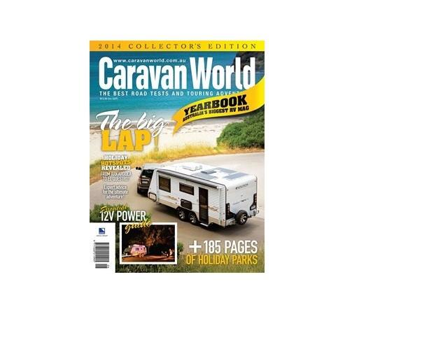 20104 CARAVAN WORLD YEARBOOK