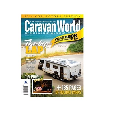 20104 CARAVAN WORLD YEARBOOK