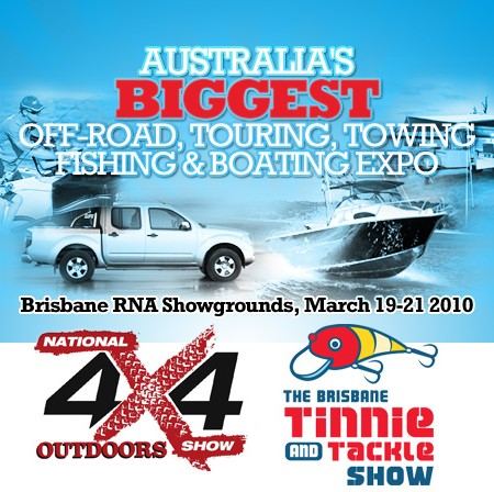 EVENTS GUIDE - Australian firsts at Brisbane show this weekend