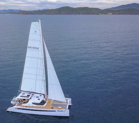 SEAWIND 1600 CATAMARAN TRADE-A-BOAT
