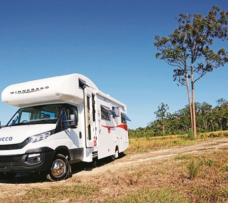 Winnebago Burleigh Review