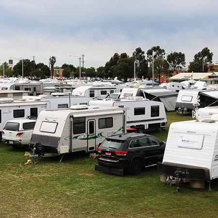 Exactly 200 vans were in attendance.
