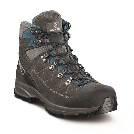 Laced Up Scarpa Kailash Trek GTX