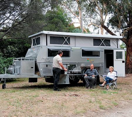 North Coast Campers Titanium