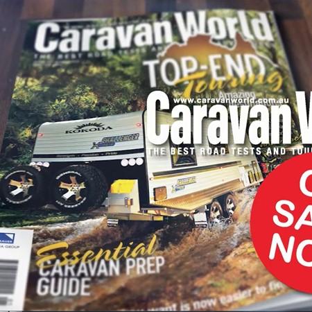 CARAVAN WORLD 523