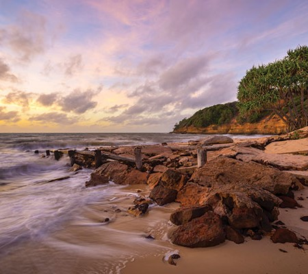 Captain Billy Landing beach, Queensland