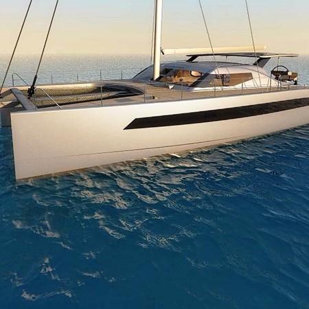 The Seawind 1600 multihull will make a wonderful charter or adventure sailing catamaran.