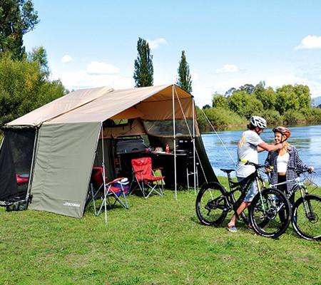 Stockman RoofTop Camper