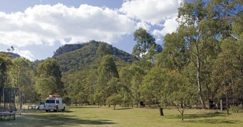 DESTINATION: SANDY HOLLOW, NSW