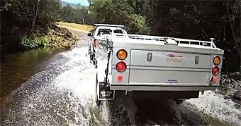 Aussie Swag Ultra D camper trailer video test