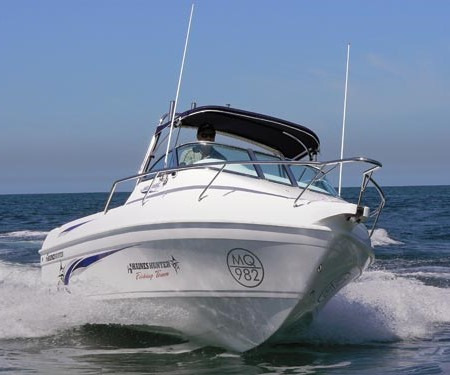 HAINES HUNTER 560 CLASSIC OFFSHORE