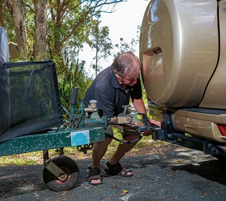 We spoke to three experienced campers at a recent weekend getaway on the New South Wales north coast