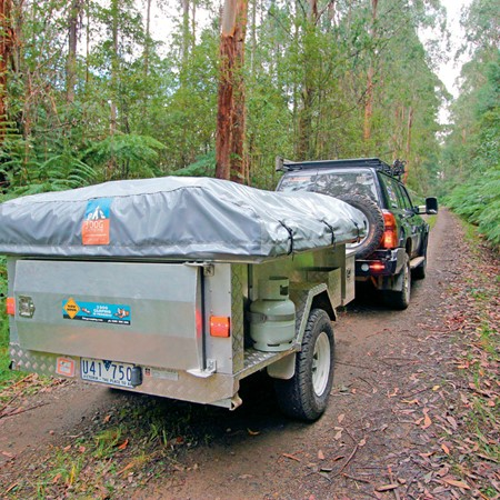 The 3 Dog Camping Rover.