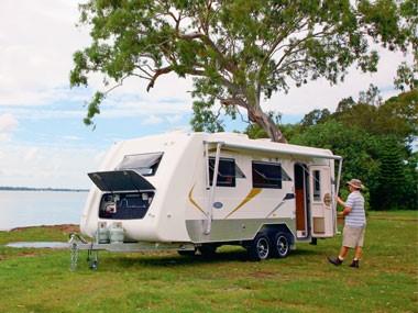 The Talvor 650A caravan is Talvor's first caravan. The company traditionally makes motorhomes.