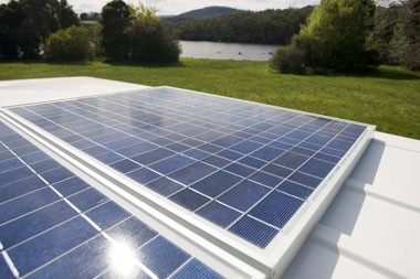 News: Two new solar panels from Projecta