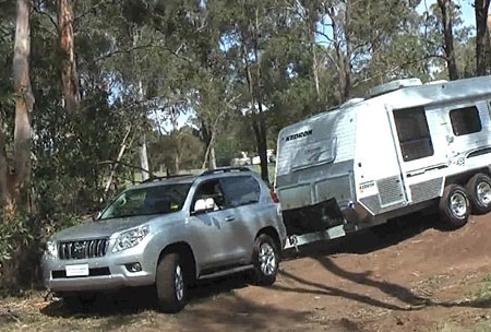 Kedron caravans Cross Country quick preview
