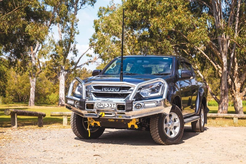 The ultimate accessory for your 2017 Isuzu D-Max just arrived.